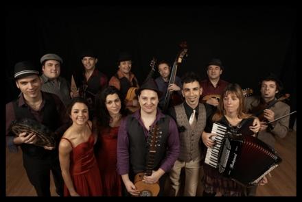 VENARIA -  Le musiche occitane e del Sud Italia protagoniste al Teatro della Concordia