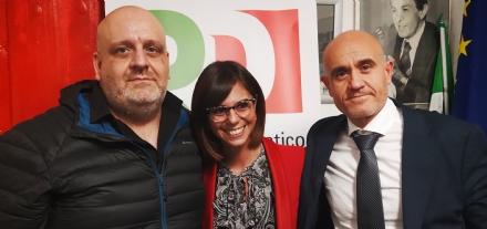 VENARIA - ELEZIONI 2020 - Venerdì la presentazione della candidatura di Rossana Schillaci
