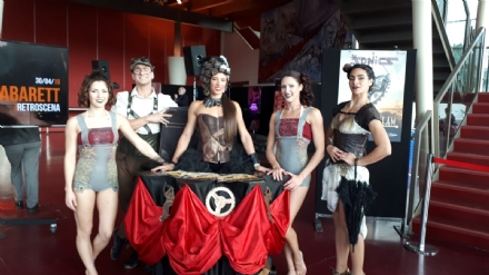 VENARIA - Una grande festa per presentare alla città la stagione teatrale del Concordia