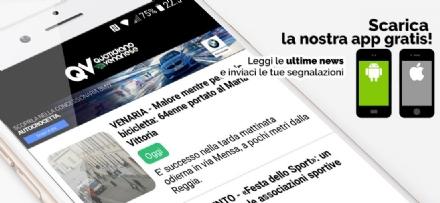 SCARICA LA APP DI QV - Moderna, funzionale, gratis: leggere le notizie non è mai stato così facile