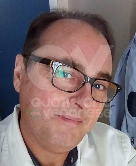 RIVOLI - LAsl To3 dice addio allinfermiere Giulio Azzolina, morto a 53 anni causa Covid