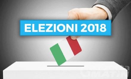 MATHI - ELEZIONI 2018: Alle 23 ha votato il 62.35%