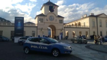 VENARIA - Alla Reggia la festa della Polizia di Stato nel 166esimo anniversario dalla fondazione
