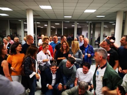 RIVOLI - ELEZIONI 2019: Il centrodestra vince le elezioni. Andrea Tragaioli scrive la storia