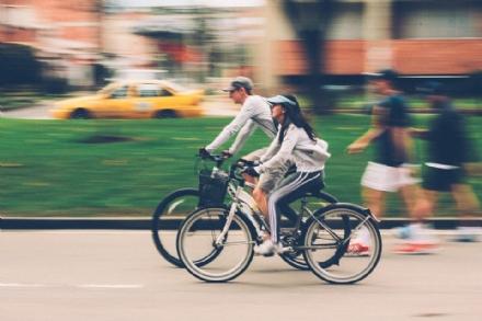ZONA OVEST - Rimborsi chilometrici per chi andrà a scuola o a lavoro in bicicletta