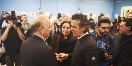 RIVOLI - Il papà di Vito: «Questaula torna a vivere ma rabbia e dolore non sono svaniti»