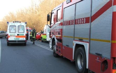 PIANEZZA - Incidente mortale: scontro tra camion e auto, muore una persona