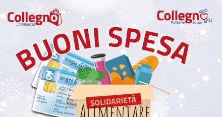 COLLEGNO - Aperte le iscrizioni per i «Buoni Spesa»: si potranno richiedere fino al 31 gennaio