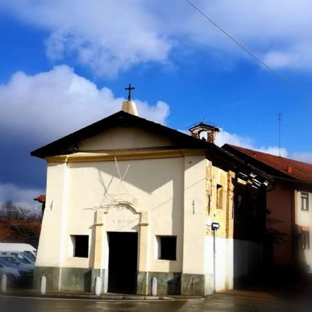 DRUENTO - Questa sera la Festa dedicata a San Rocco