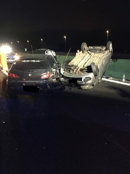 BORGARO - Auto pirata travolge un borgarese in autostrada: indaga la polizia