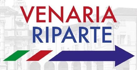 VENARIA - ELEZIONI AMMINISTRATIVE 2020 - Si presenta la prima lista: «Venaria Riparte»