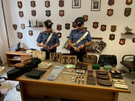 VILLARETTO-COLLEGNO - Uno Stradivari, orologi Rolex e Cartier: tre nomadi denunciati