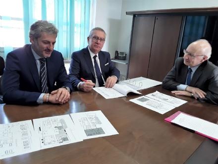 ALPIGNANO - Sarà il MoviCentro di piazza Robotti ad ospitare i servizi dellAsl To3