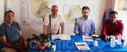 VENARIA - Il «Progetto Civico» presenta il programma e battezza la sede: lex edicola del Viale