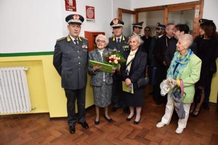 CASELLE - Intitolata al tenente colonnello Carlo Fornaca la compagnia della Guardia di Finanza