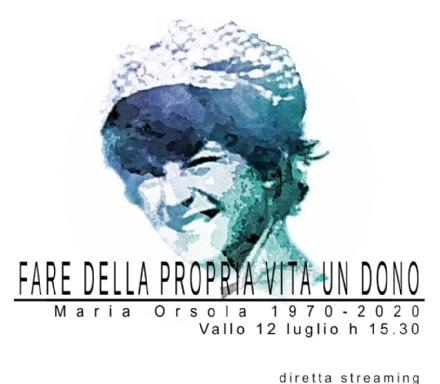 VALLO - 50 anni fa a Cà Savio di Venezia moriva Maria Orsola Bussone, oggi Venerabile