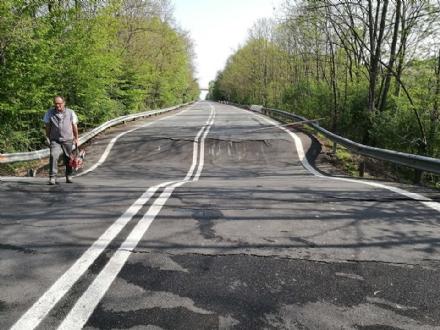 VIABILITA - Lex statale 460 riaprirà entro la fine di agosto