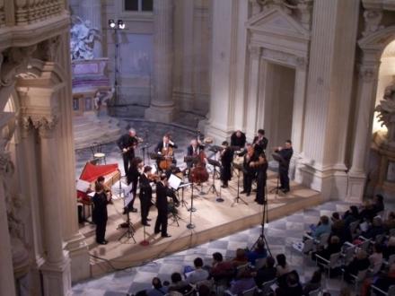 VENARIA - Il concerto di Pasqua alla Reggia sarà virtuale con lAccademia del Santo Spirito