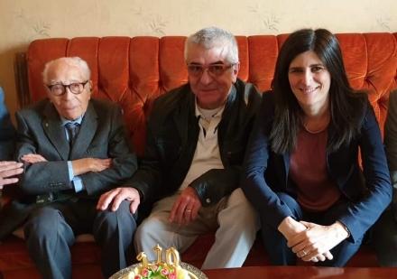 TORINO-PIANEZZA - Addio al preside Salvatore Cavallo: aveva 110 anni
