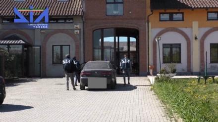 RIVOLI - Ndrangheta: sequestrati i beni del commercialista Pontoriero: anche lagriturismo Cascina Scola