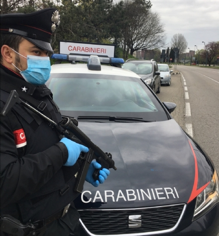 CORONAVIRUS - Posti di blocco, elicotteri e droni: caccia ai «furbetti di Pasquetta»