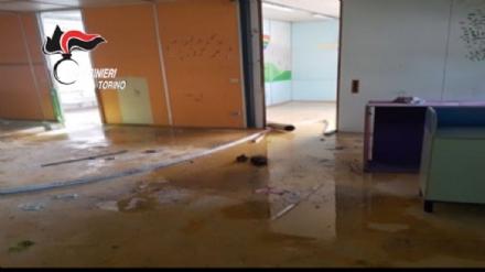 MAPPANO - Raid vandalico allex asilo comunale: denunciati quattro ragazzi maggiorenni