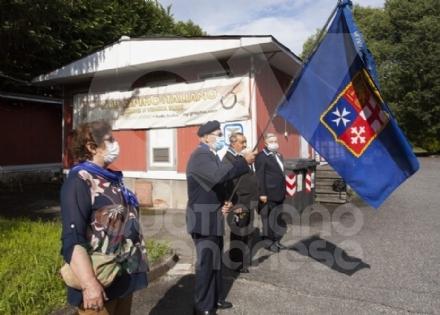 VENARIA - La sezione «Cagnassone» celebra la «Festa della Marina» - FOTO