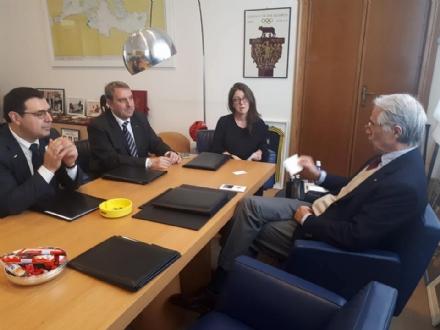VENARIA - Riqualificazione campi sportivi della San Francesco: una mano arriva dal Coni?