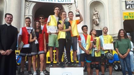 VENARIA - Va alla Colomba la seconda edizione del «Palio dei Borghi» con i kart