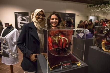 VENARIA - «Lady Diana. A fashion icon»: lomaggio degli studenti dello Ied nella Sala dei Paggi