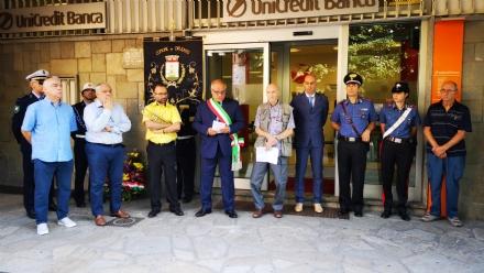 DRUENTO - Commemorazione Mana, Vietti: «Bartolomeo non verrà mai dimenticato»