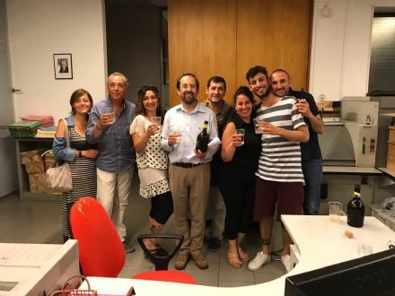 CASELLE - Luca Baracco confermato sindaco