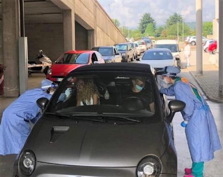 VENARIA - Da lunedì il Polo Sanitario diventa punto pit-stop per i test rapidi