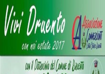 DRUENTO - Questa sera nuovo appuntamento con «Vivi Druento»