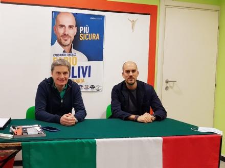 VENARIA ELEZIONI 2020 - LUdc scende in campo e appoggia Fabio Giulivi
