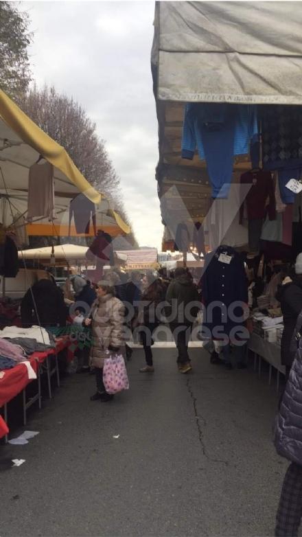 RIVOLI - Annullata la Fiera di Santa Caterina e il parco divertimenti previsti a novembre