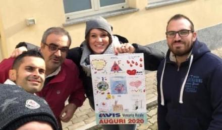 VENARIA - #noisiamoavis: il concorso di disegno per dare vita al prossimo calendario Avis 2021
