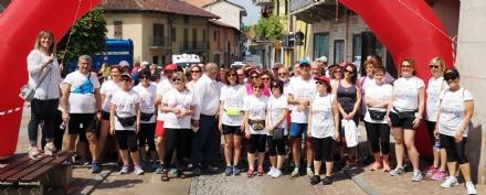 DRUENTO - Walk of Life: ben 1600 euro donati a Telethon