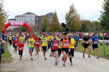 VENARIA - Una domenica di sport in città con «Una Corsa da Re»