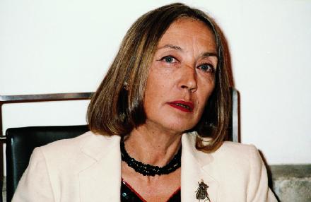 RIVOLI - La Lega vuole dedicare un luogo della città ad Oriana Fallaci