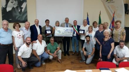 VAL CERONDA - Il territorio si mobilita per i terremotati