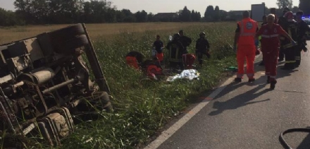 RIVOLI-BORGARO - Due donne morte in incidente stradale nellarco di ventiquattro ore