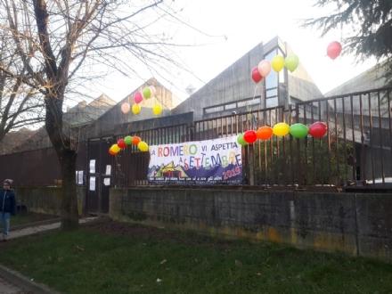 VENARIA - Aggiudicati i lavori per la riqualificazione della scuola Romero