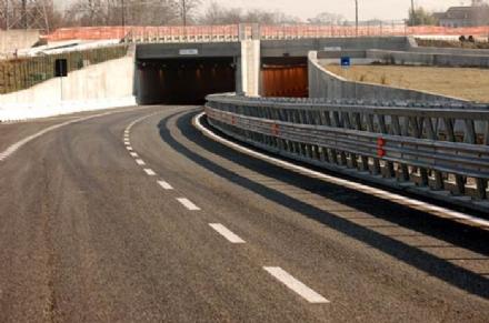 VENARIA-BORGARO - Chiude fino a giovedì pomeriggio il sottopasso della Circonvallazione