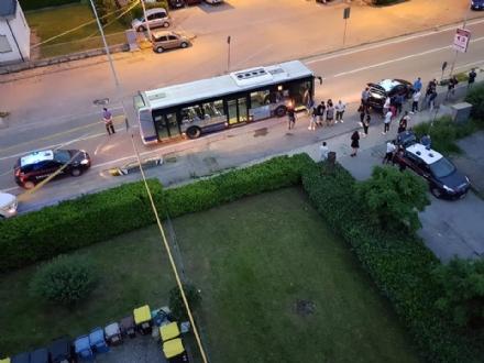 MAPPANO - Raffica di controlli dei carabinieri sugli autobus della linea «46»: 7 persone segnalate per possesso di droga
