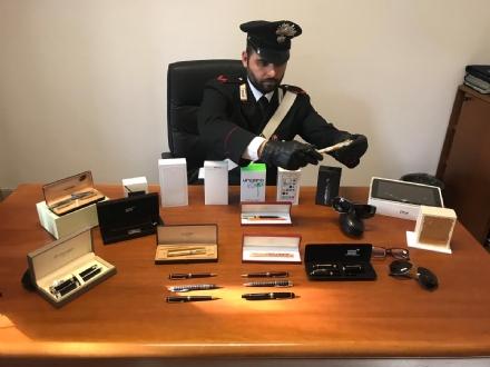 VENARIA-MAPPANO - Una intera famiglia denunciata per ricettazione dai carabinieri
