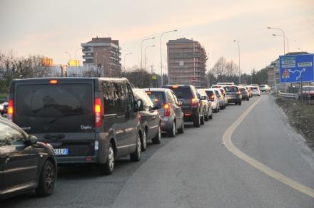 VENARIA - Smog: ecco la nuova ordinanza. Consentito arrivare in auto fino alla metropolitana