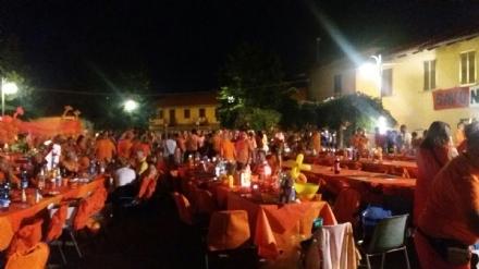 SAVONERA-VENARIA - Torna «CenArancio», una sera di allegria e beneficenza