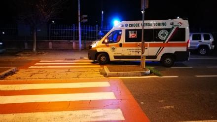 VENARIA - Anziana investita sulle strisce pedonali: ricoverata durgenza al Maria Vittoria