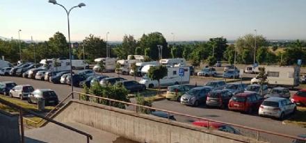 RIVOLI - Da domani verrà smantellato il campo nomadi fuori dallospedale